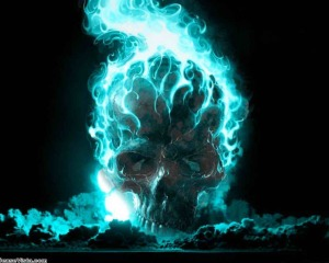 Personal_The509ki11er_Blue_Flaming_Skull